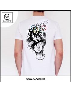 Maglietta celebrativa Giochi Olimpici.