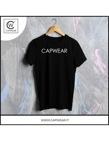 Maglietta CapWear nera