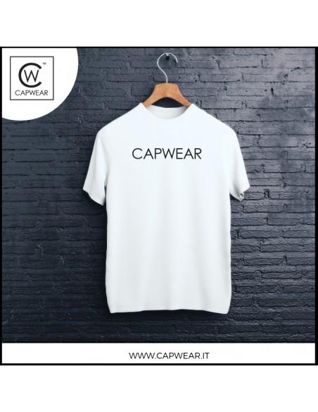 Maglietta CapWear bianca